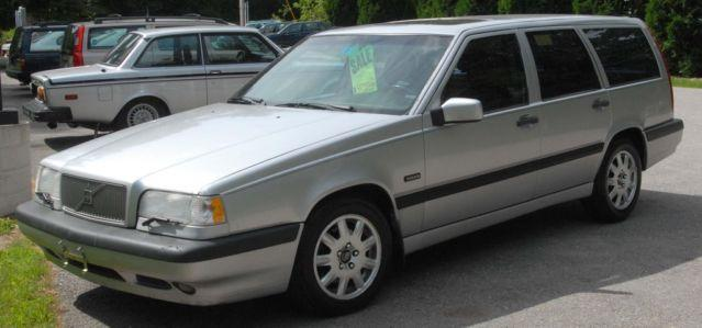 1997 silver volvo 850 t5 wagon for sale in barrington new hampshire classified. Black Bedroom Furniture Sets. Home Design Ideas
