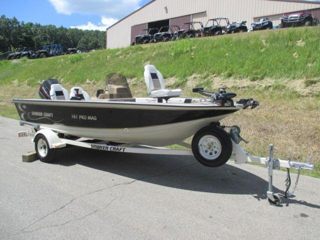 1997 smokercraft 161 pro mag sc w 90hp force outboard for for Smoker craft pro mag