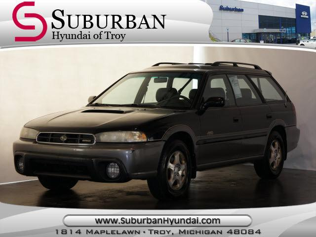 1997 subaru legacy outback awd for sale in troy michigan. Black Bedroom Furniture Sets. Home Design Ideas