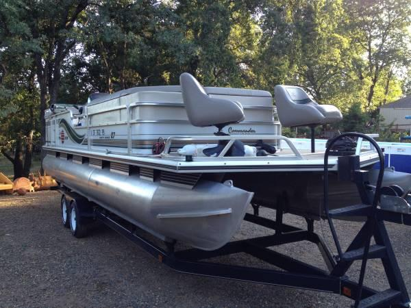 1997 SUNTRACKER PARTY BARGE 27' PONTOON PATIO PARTY BOAT - for Sale in Paradise, California ...