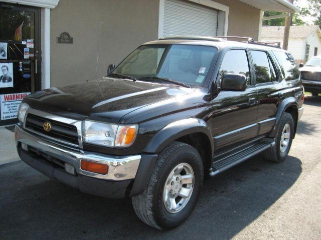 1997 Toyota 4runner For Sale In Picayune Mississippi