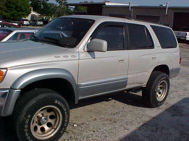 1997 toyota 4runner limited for sale in hawkinsville. Black Bedroom Furniture Sets. Home Design Ideas