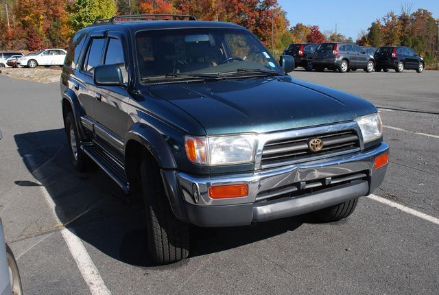 1997 toyota 4runner limited for sale in charlotte north. Black Bedroom Furniture Sets. Home Design Ideas