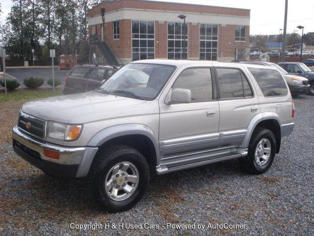 1997 toyota 4runner limited for sale in purcellville. Black Bedroom Furniture Sets. Home Design Ideas