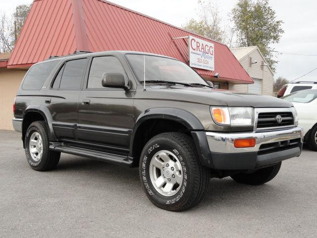 1997 toyota 4runner limited for sale in belton missouri. Black Bedroom Furniture Sets. Home Design Ideas