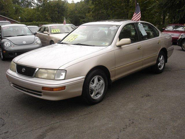 1997 toyota avalon xl for sale in willow grove. Black Bedroom Furniture Sets. Home Design Ideas