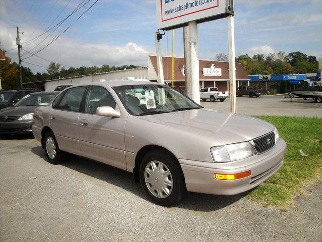 1997 toyota avalon xl for sale in hendersonville. Black Bedroom Furniture Sets. Home Design Ideas