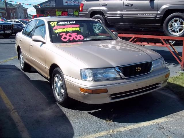 1997 toyota avalon xls for sale in crestwood kentucky. Black Bedroom Furniture Sets. Home Design Ideas