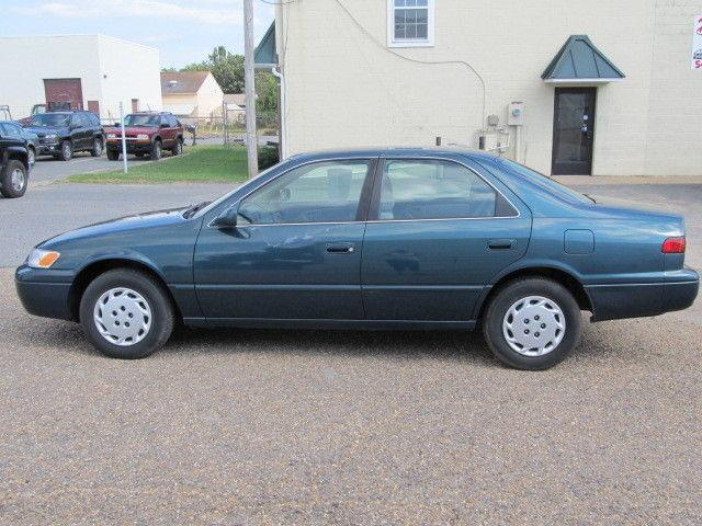 1997 Toyota Camry Mileage 137,134