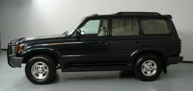 1997 toyota land cruiser for sale in carrollton texas classified. Black Bedroom Furniture Sets. Home Design Ideas
