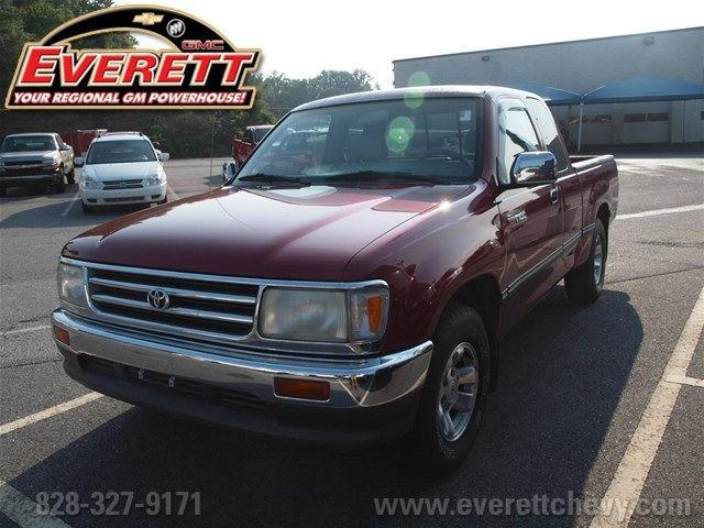 1997 toyota t100 for sale in hickory north carolina classified. Black Bedroom Furniture Sets. Home Design Ideas