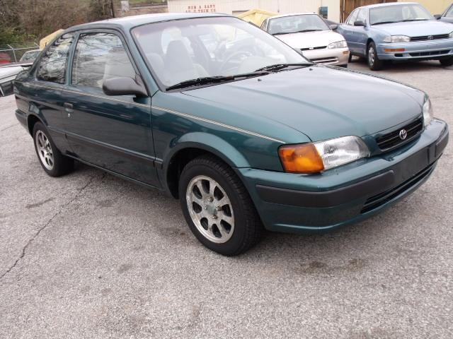 1997 toyota tercel ce for sale in new albany indiana. Black Bedroom Furniture Sets. Home Design Ideas