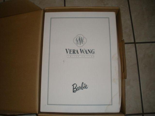 1997 Vera Wang Barbie - $50