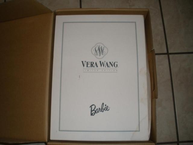 1997 Vera Wang Bride Barbie - $50