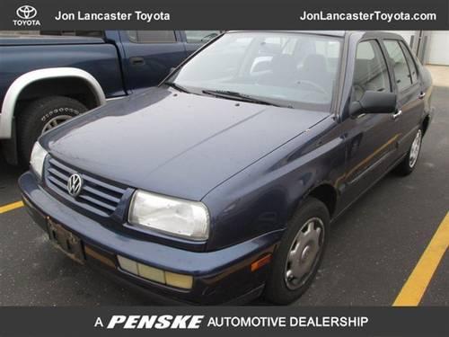 1997 Volkswagen Jetta Sedan 4dr Sdn Gl Manual Sedan For border=