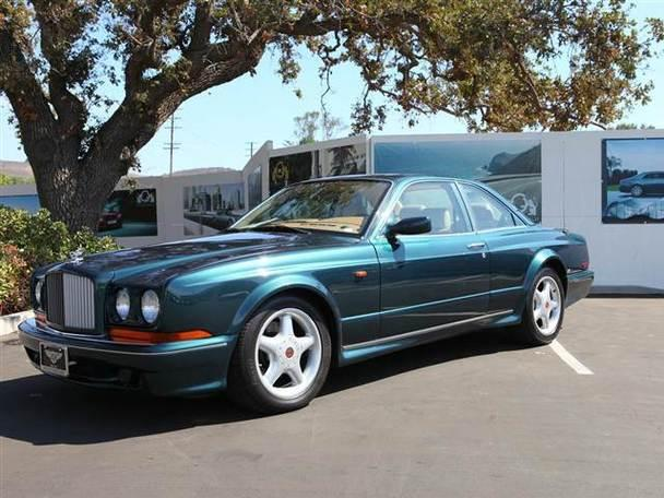1997 Bentley CONTINENTAL T COUPE for Sale in Thousand Oaks, California ...