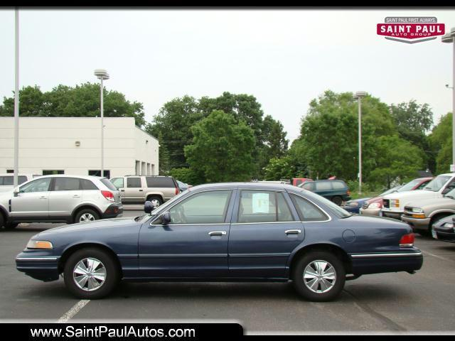 1997 Ford Crown Victoria Police Interceptor For Sale In