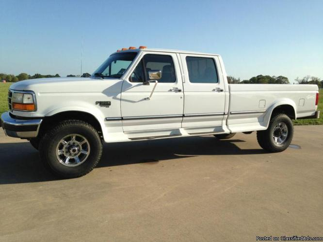 1997 ford f 350 xlt for sale in corpus christi texas classified. Black Bedroom Furniture Sets. Home Design Ideas