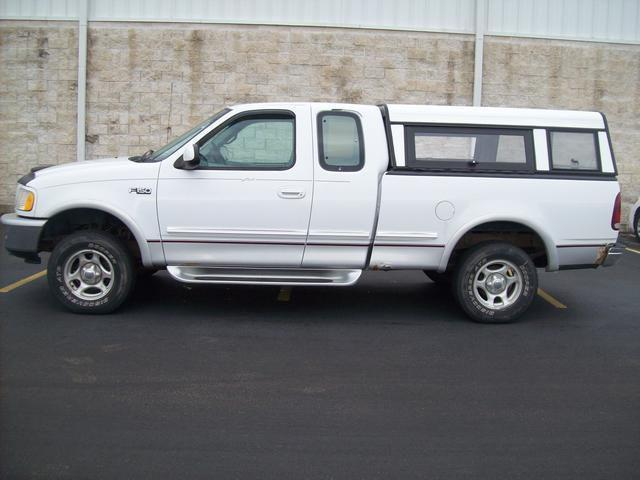 1997 ford f150 lariat for sale in quincy illinois classified. Black Bedroom Furniture Sets. Home Design Ideas