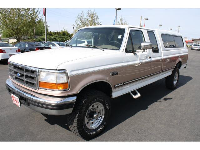 1997 ford f250 for sale in albany oregon classified. Black Bedroom Furniture Sets. Home Design Ideas