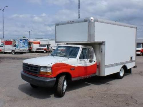 1997 ford f350 14 ft used uhaul box truck for sale in avondale. Cars Review. Best American Auto & Cars Review