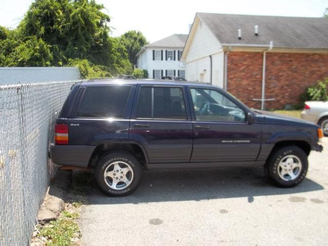 1997 Jeep Grand Cherokee Laredo For Sale In Griffin