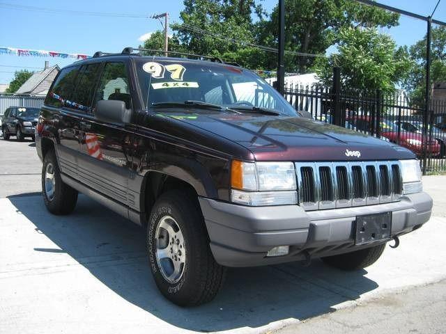 1997 jeep grand cherokee laredo for sale in chicago illinois classified. Black Bedroom Furniture Sets. Home Design Ideas