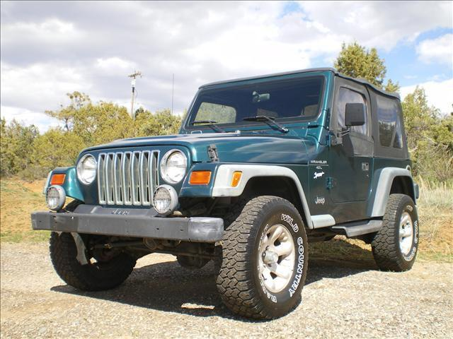 1997 jeep wrangler sport for sale in durango colorado. Black Bedroom Furniture Sets. Home Design Ideas