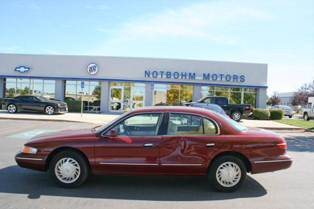 1997 lincoln continental for sale in miles city montana for Notbohm motors used cars