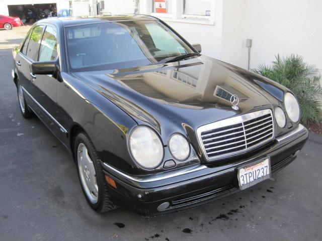 1997 Mercedes Benz E Class E420 For Sale In Baldwin Park