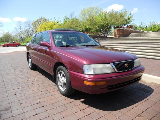 1997 toyota avalon xl for sale in carmel indiana. Black Bedroom Furniture Sets. Home Design Ideas