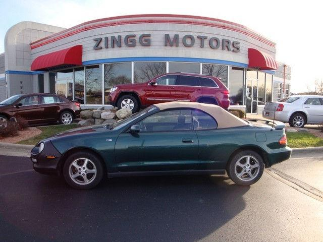 1997 Toyota Celica Gt For Sale In Whitewater Wisconsin