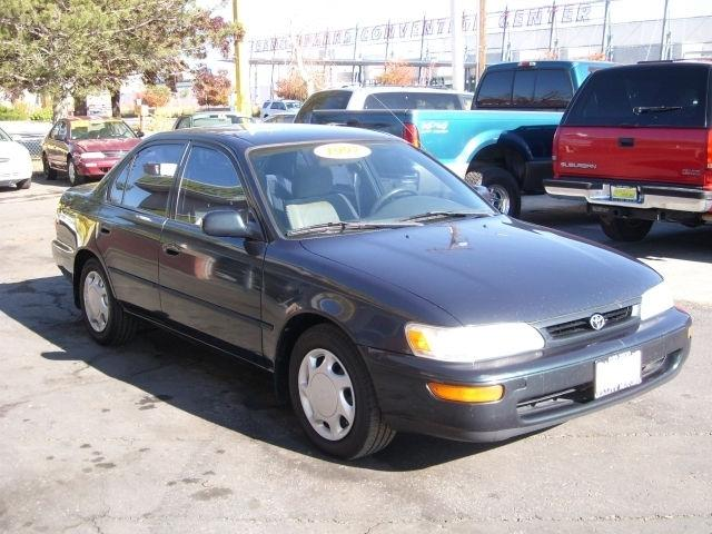 1997 Toyota Corolla Dx For Sale In Reno Nevada Classified