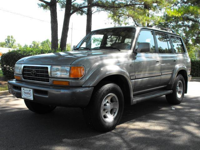 1997 toyota land cruiser for sale in memphis tennessee classified. Black Bedroom Furniture Sets. Home Design Ideas
