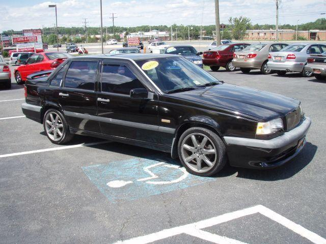 1997 volvo 850 r for sale in stafford virginia classified. Black Bedroom Furniture Sets. Home Design Ideas