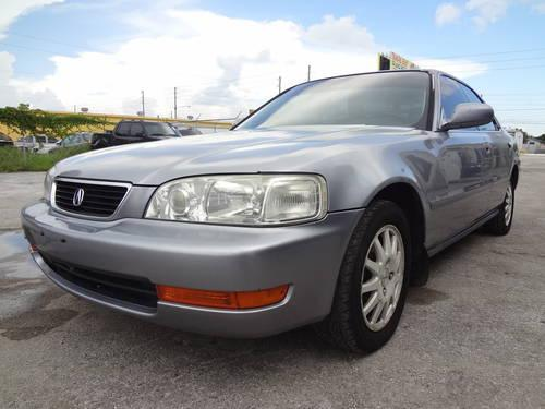 1998 Acura 2.5TL Gas Saver All Power Ice Cold AC Auto