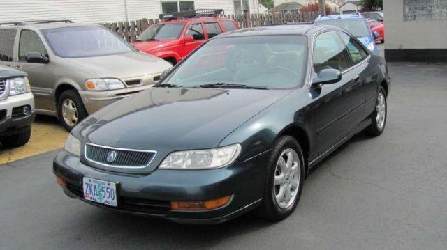 1998 acura cl 3 0 coupe automatic leather nice for sale in. Black Bedroom Furniture Sets. Home Design Ideas