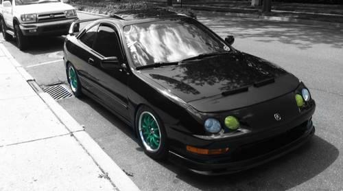 1998 acura integra gsr for sale in columbus indiana classified. Black Bedroom Furniture Sets. Home Design Ideas