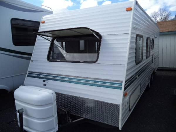 Rv For Sale Ny >> 1998 AMERI-LITE 24 FT TRAVEL TRAILER for Sale in Manhattan, New York Classified | AmericanListed.com