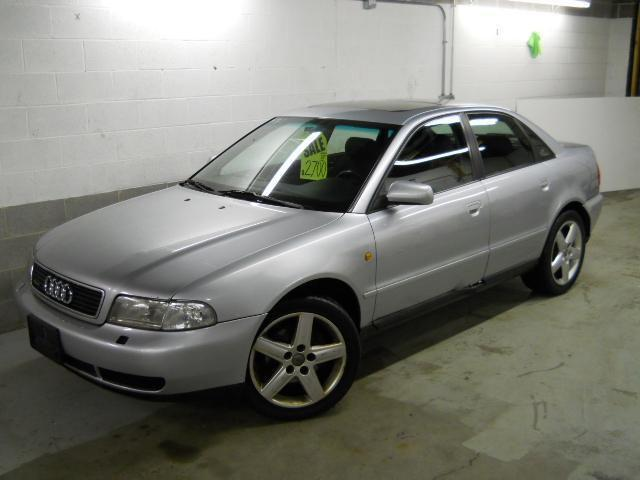 1998 Audi A4 1.8T quattro