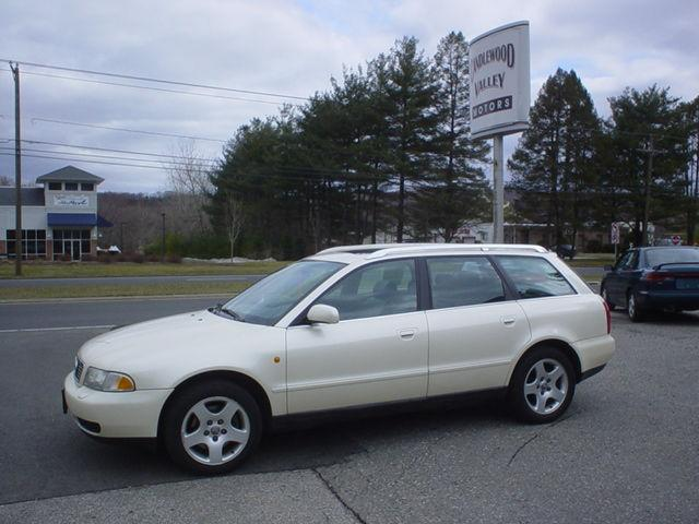 1998 Audi A4 28 Avant Quattro For Sale In New Milford Connecticut