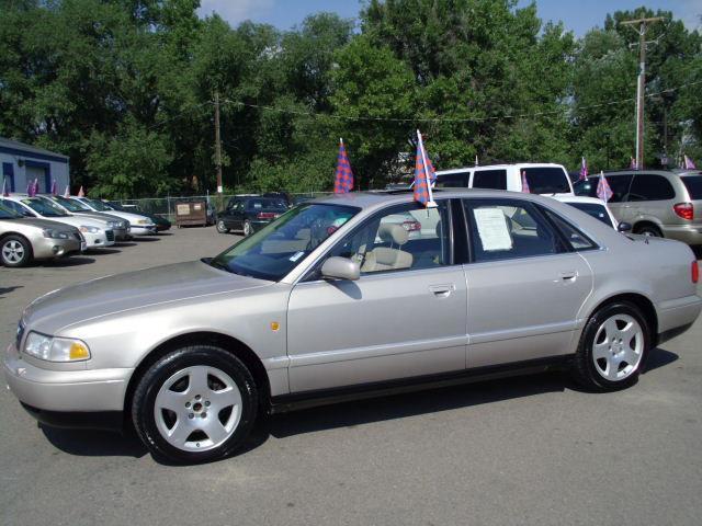 1998 Audi A8 4 2 Quattro For Sale In Longmont Colorado