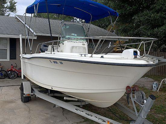 1998 Bayliner Center Console