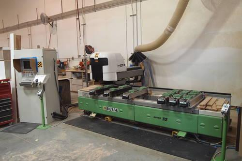 1998 biesse rover 321 r 4 axis point to point cnc router for sale rh placentia americanlisted com Biesse Rover Gold Machine Biesse Rover 336