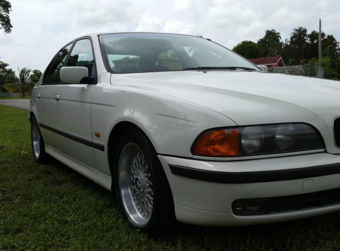 1998 BMW 5-Series Sport for sale