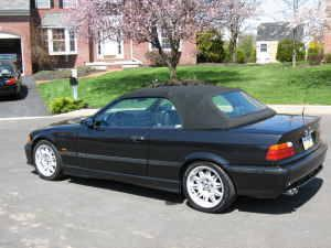 1998 Bmw M3 Convertible E36 Cosmos Black Metallic For Sale In Ambler
