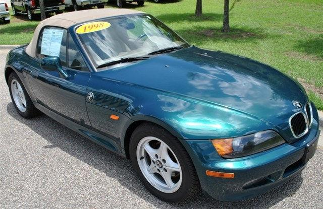 1998 Bmw Z3 1 9 Roadster For Sale In Tallahassee Florida