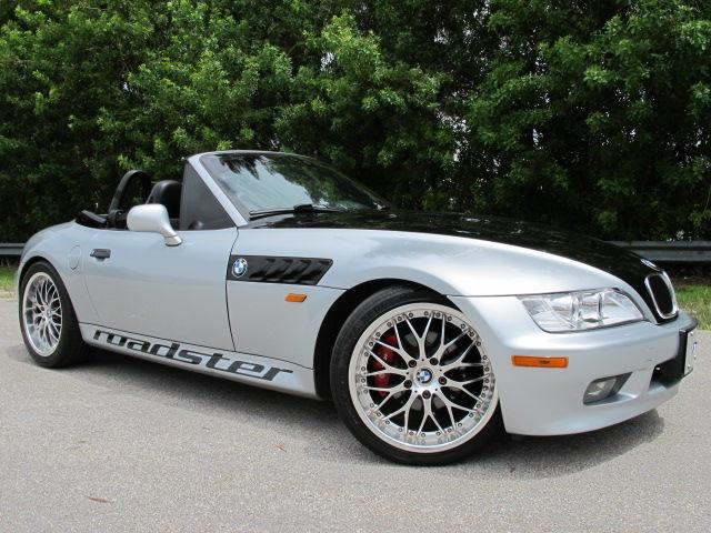 1998 Bmw Z3 1 9 Roadster For Sale In Davie Florida