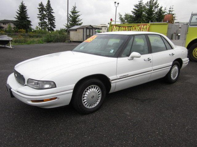 1998 buick lesabre limited for sale in everett washington classified