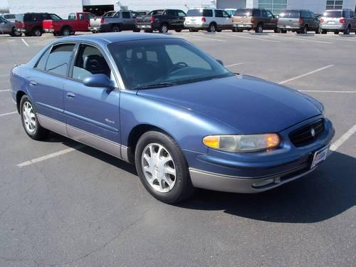 1998 buick regal sedan gs for sale in cairo oregon classified. Black Bedroom Furniture Sets. Home Design Ideas
